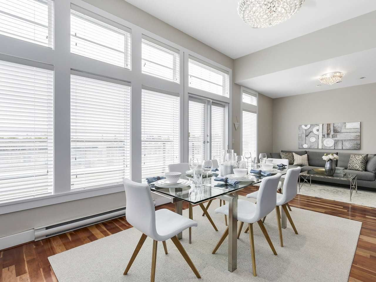 """Photo 9: Photos: 404 6328 LARKIN Drive in Vancouver: University VW Condo for sale in """"Journey"""" (Vancouver West)  : MLS®# R2146632"""