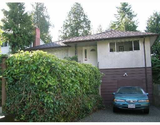 Main Photo: 413 E 19TH Street in North Vancouver: Central Lonsdale House for sale : MLS®# V633875