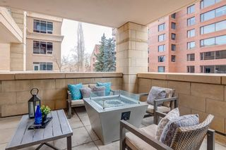 Photo 24: 203 600 Princeton Way SW in Calgary: Eau Claire Apartment for sale : MLS®# A1149625