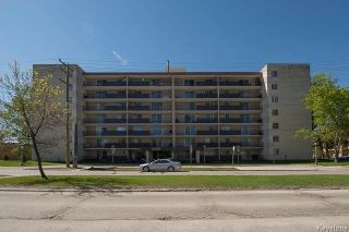 Photo 1: 1600 Taylor Avenue in Winnipeg: River Heights South Condominium for sale (1D)  : MLS®# 1713001