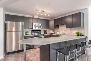 """Photo 2: A306 2099 LOUGHEED Highway in Port Coquitlam: Glenwood PQ Condo for sale in """"STATION SQUARE"""" : MLS®# R2516783"""