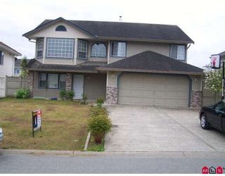 Photo 1: 31944 SAMUEL Court in Abbotsford: Abbotsford West House for sale : MLS®# F2814561