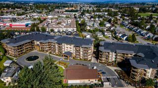 "Photo 6: 208 45746 KEITH WILSON Road in Chilliwack: Sardis East Vedder Rd Condo for sale in ""Englewood Courtyard Platinum 2"" (Sardis)  : MLS®# R2542236"