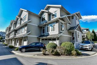"Photo 1: 21 19330 69 Avenue in Surrey: Clayton Townhouse for sale in ""MONTEBELLO"" (Cloverdale)  : MLS®# R2110201"