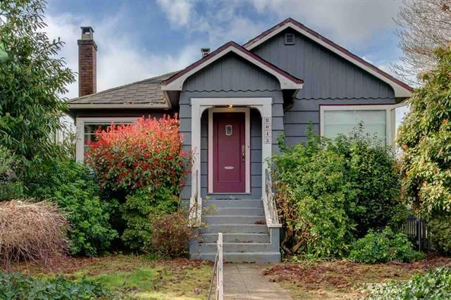 Main Photo: 8043 MONTCALM ST in Vancouver: Marpole House for sale (Vancouver West)  : MLS®# R2053619