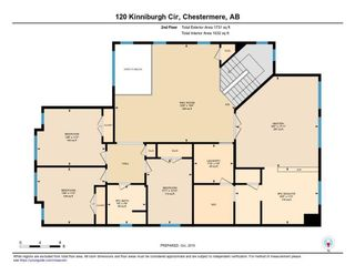 Photo 49: 120 KINNIBURGH Circle: Chestermere Detached for sale : MLS®# C4289495