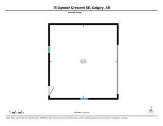 Photo 43: 75 Ogmoor Crescent SE in Calgary: Ogden Detached for sale : MLS®# A1140497