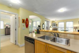 "Photo 11: 202 1858 W 5TH Avenue in Vancouver: Kitsilano Condo for sale in ""GREENWICH"" (Vancouver West)  : MLS®# R2217011"
