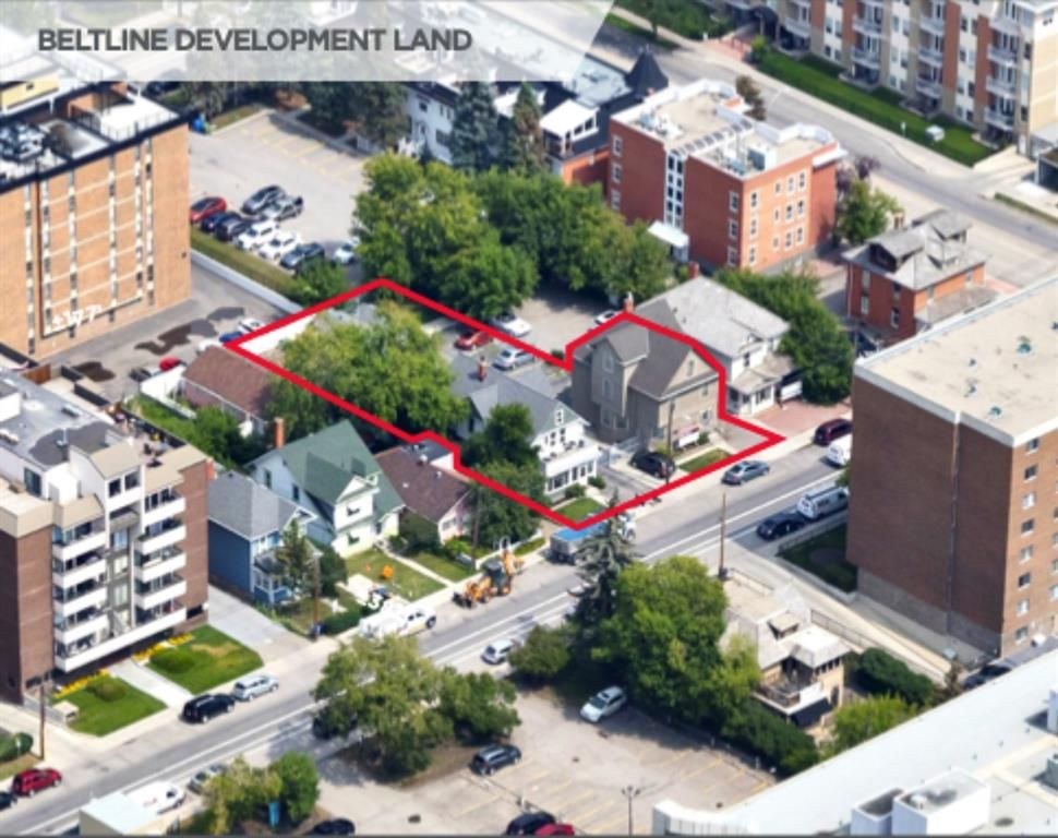 Main Photo: 314 15 Avenue SW in Calgary: Beltline Land for sale : MLS®# A1063415