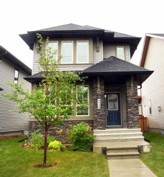Photo 1: 4110 ALLAN Crescent in Edmonton: Zone 56 House for sale : MLS®# E4249253