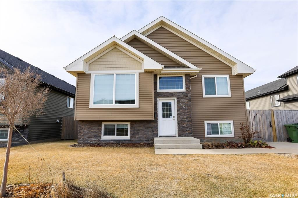 Main Photo: 251 15th Street West in Battleford: Residential for sale : MLS®# SK850375