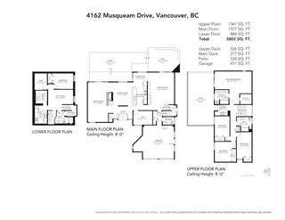 Photo 38: 4162 MUSQUEAM DRIVE in Vancouver: University VW House for sale (Vancouver West)  : MLS®# R2476812