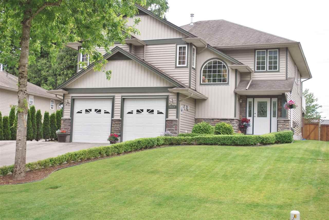 Main Photo: 10231 PARKWOOD DRIVE in : Rosedale Popkum House for sale : MLS®# R2075994