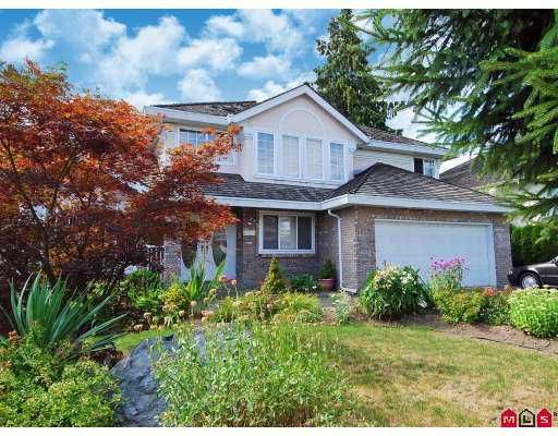 Main Photo: 8211 151ST Street in Surrey: Bear Creek Green Timbers House for sale : MLS®# F2720945