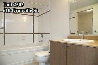 """Photo 8: 610 GRANVILLE Street in Vancouver: Downtown VW Condo for sale in """"THE HUDSON"""" (Vancouver West)  : MLS®# V622586"""