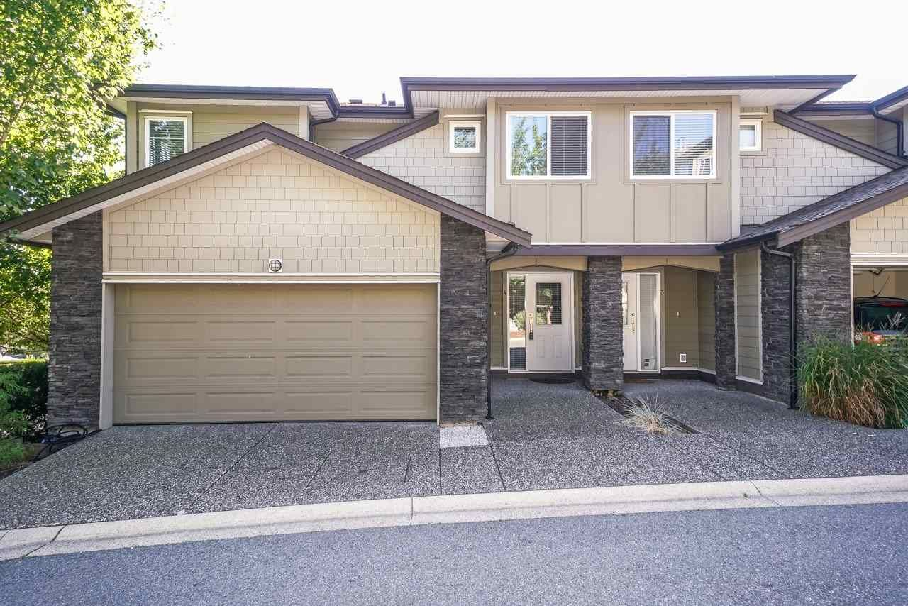 "Main Photo: 4 22865 TELOSKY Avenue in Maple Ridge: East Central Townhouse for sale in ""WINDSONG"" : MLS®# R2496443"