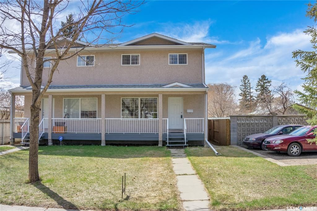 Main Photo: S 1137 M Avenue South in Saskatoon: Holiday Park Residential for sale : MLS®# SK852433