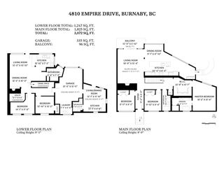 Photo 40: 4810 EMPIRE Drive in Burnaby: Capitol Hill BN House for sale (Burnaby North)  : MLS®# R2507097