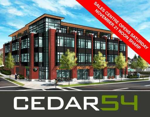 """Main Photo: 204 2008 E 54TH Avenue in Vancouver: Fraserview VE Condo for sale in """"CEDAR 54"""" (Vancouver East)  : MLS®# V799278"""