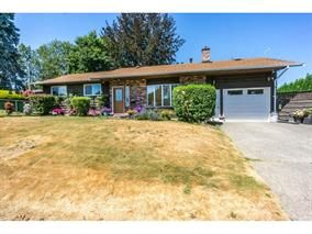 Main Photo: 34001 Shannon Drive in Abbotsford: Central Abbotsford House for sale : MLS®# R2190342