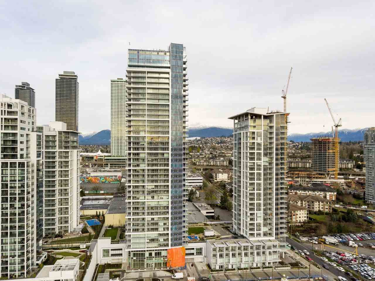 """Main Photo: 903 2311 BETA Avenue in Burnaby: Brentwood Park Condo for sale in """"WATERFALL - LUMINA"""" (Burnaby North)  : MLS®# R2541071"""