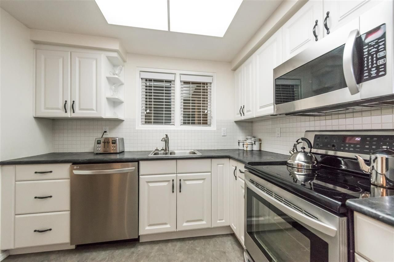 Fully Updated Kitchen with Stainless Steel LG appliances
