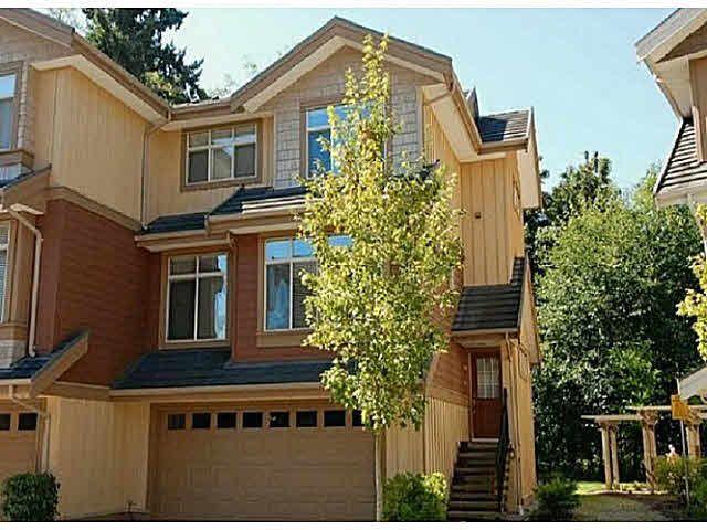 "Main Photo: 17 15151 34TH Avenue in Surrey: Morgan Creek Townhouse for sale in ""Sereno"" (South Surrey White Rock)  : MLS®# F1449064"