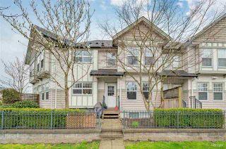 "Main Photo: 6 8638 159 Street in Surrey: Fleetwood Tynehead Townhouse for sale in ""SAGEWOOD"" : MLS®# R2561041"