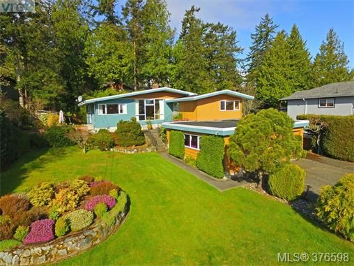 Main Photo: 5276 Parker Ave in VICTORIA: SE Cordova Bay House for sale (Saanich East)  : MLS®# 756067
