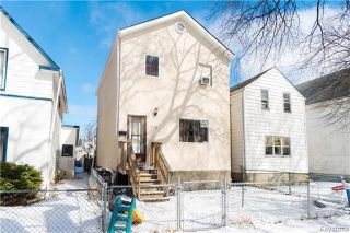 Photo 1: 119 Inkster Boulevard in Winnipeg: Scotia Heights Residential for sale (4D)  : MLS®# 1807822
