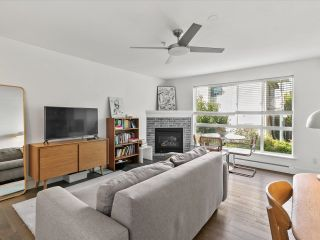 """Photo 10: 202 1617 GRANT Street in Vancouver: Grandview Woodland Condo for sale in """"Evergreen Place"""" (Vancouver East)  : MLS®# R2621057"""