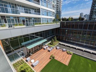 """Photo 2: 506 6080 MCKAY Avenue in Burnaby: Metrotown Condo for sale in """"STATION SQUARE FOUR"""" (Burnaby South)  : MLS®# R2594615"""