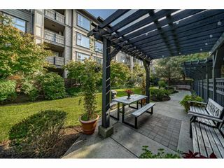 """Photo 34: 408 808 SANGSTER Place in New Westminster: The Heights NW Condo for sale in """"The Brockton"""" : MLS®# R2505572"""