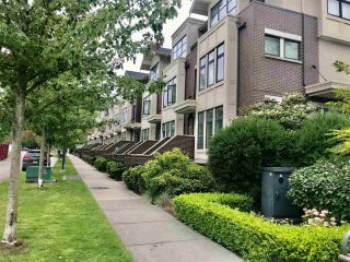 Photo 1: 9 5879 GRAY Avenue in Vancouver: University VW Townhouse for sale (Vancouver West)  : MLS®# R2530757