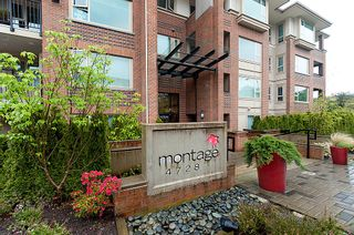 """Photo 3: 308 4728 DAWSON Street in Burnaby: Brentwood Park Condo for sale in """"MONTAGE"""" (Burnaby North)  : MLS®# V980939"""