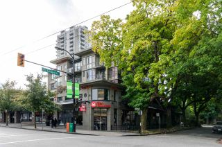 Photo 1: 508 828 CARDERO Street in VANCOUVER: West End VW Condo for sale (Vancouver West)  : MLS®# R2211159