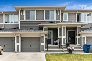 Main Photo: 593 Hillcrest Road SW: Airdrie Row/Townhouse for sale : MLS®# A1135910