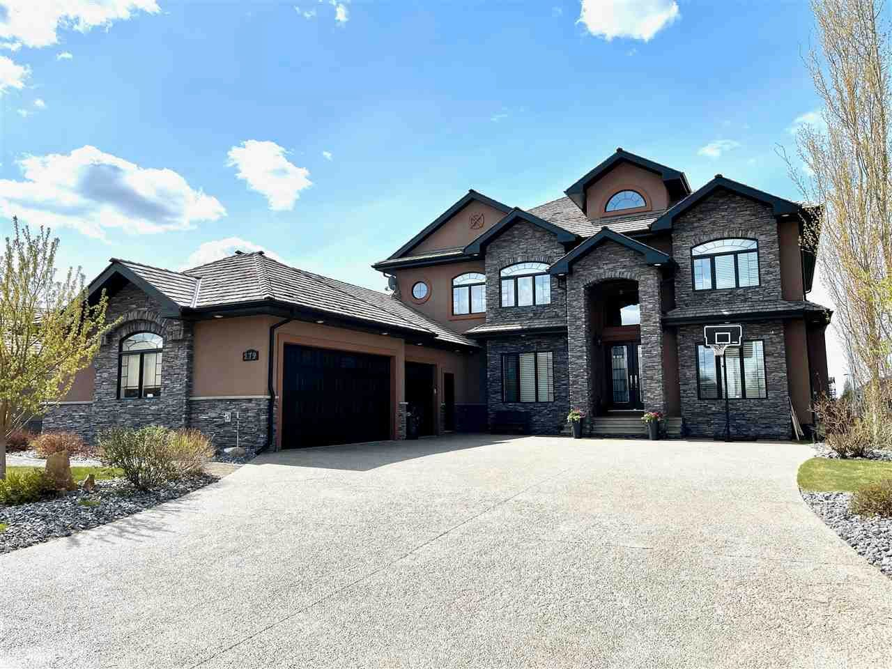Main Photo: 279 52327 RGE RD 233: Rural Strathcona County House for sale : MLS®# E4228818
