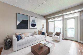 Photo 2: 621 340 Waterfront Drive in Winnipeg: Exchange District Condominium for sale (9A)  : MLS®# 202105639