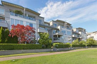 """Photo 1: 219 5800 ANDREWS Road in Richmond: Steveston South Condo for sale in """"VILLAS AT SOUTHCOVE"""" : MLS®# R2468885"""