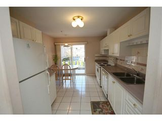 Photo 5: 21 2538 PITT RIVER Road in Port Coquitlam: Mary Hill Townhouse for sale : MLS®# V997236
