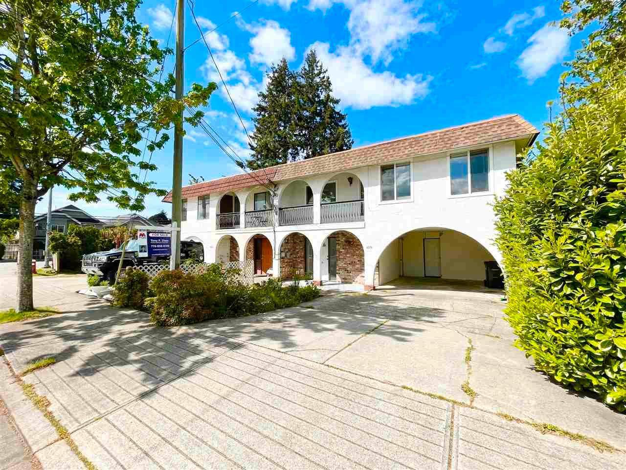 Main Photo: 8991 ST. ALBANS Road in Richmond: Garden City 1/2 Duplex for sale : MLS®# R2576083