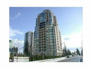 "Photo 1: # 1003 7388 SANDBORNE AV in Burnaby: South Slope Condo for sale in ""MAYFAIR PLACE"" (Burnaby South)  : MLS®# V1022049"