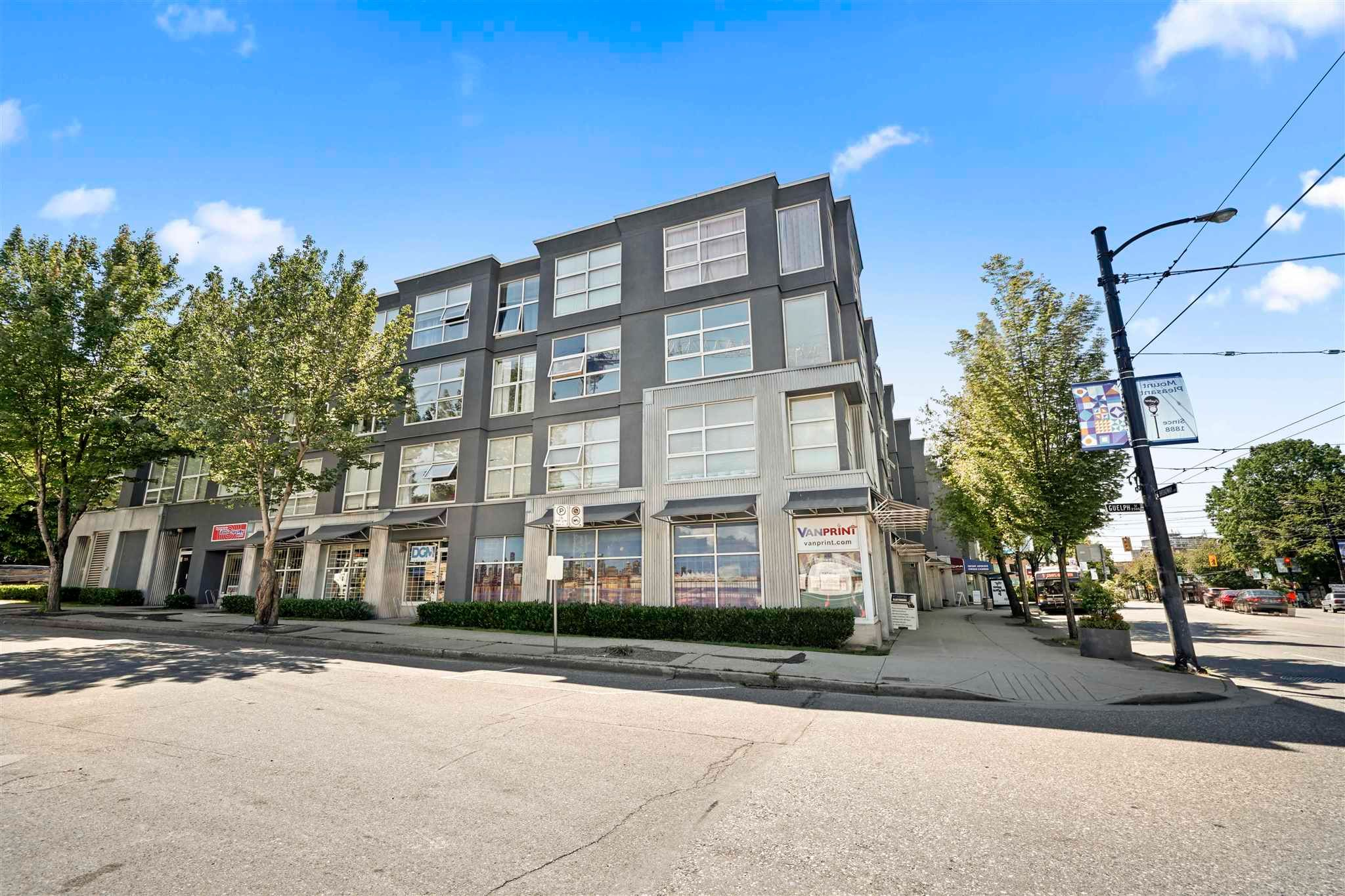 Main Photo: 320 418 E BROADWAY in Vancouver: Mount Pleasant VE Condo for sale (Vancouver East)  : MLS®# R2594278