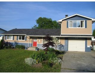 Photo 1: 11918 HAWTHORNE Street in Maple_Ridge: Cottonwood MR House for sale (Maple Ridge)  : MLS®# V769675