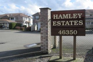"""Photo 2: 30 46350 CESSNA Drive in Chilliwack: Chilliwack E Young-Yale Townhouse for sale in """"HAMLEY ESTATES"""" : MLS®# R2037877"""