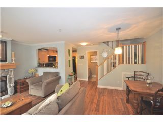 Photo 2: 12 1073 LYNN VALLEY Road in North Vancouver: Lynn Valley Townhouse for sale : MLS®# V955013
