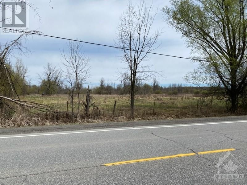 Main Photo: 4645 HAWTHORNE ROAD in Ottawa: Vacant Land for sale : MLS®# 1239362