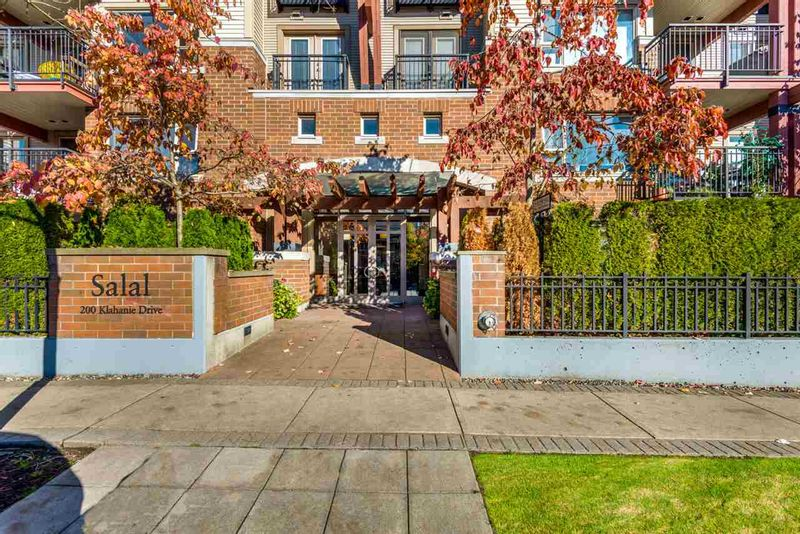 FEATURED LISTING: 210 - 200 KLAHANIE Drive Port Moody