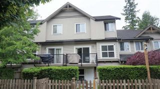 "Photo 1: 4 12677 63 Avenue in Surrey: Panorama Ridge Townhouse for sale in ""SUNRIDGE  ESTATE"" : MLS®# R2338048"